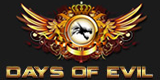 Days of Evil Logo